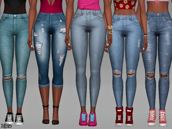 Jeans Pack acc by Margeh 75 at TSR image 32 Sims 4 Updates