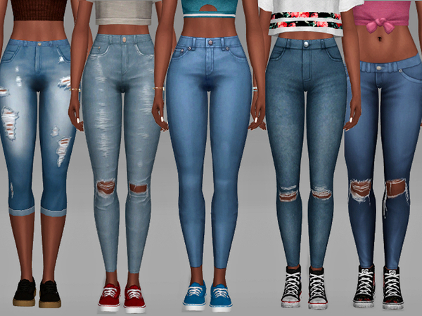 Jeans Pack acc by Margeh 75 at TSR image 33 Sims 4 Updates