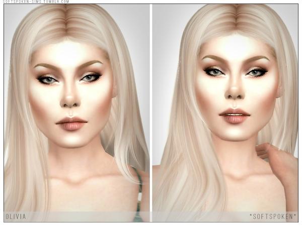 Sims 4 Olivia by Softspoken at TSR