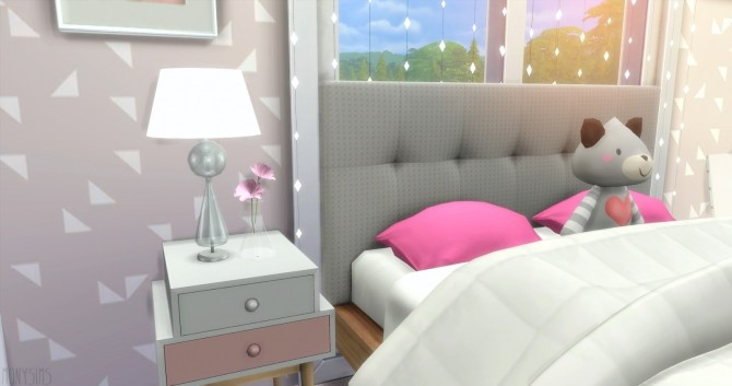Simple Bedroom Updates simple bedroom at mony sims » sims 4 updates