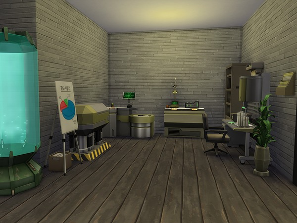 The Peculiar Lab & Store by Ineliz at TSR image 3514 Sims 4 Updates