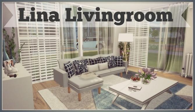 Lina Livingroom at Dinha Gamer image 3621 670x384 Sims 4 Updates