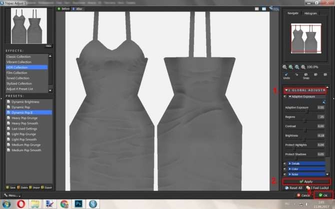 Making wrinkles on clothes using ZBrush at Deep Space image 3821 670x419 Sims 4 Updates