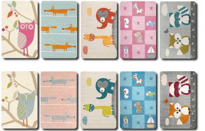 Toddler Set at TaTschu`s Sims4 CC image 386 1 670x429 Sims 4 Updates