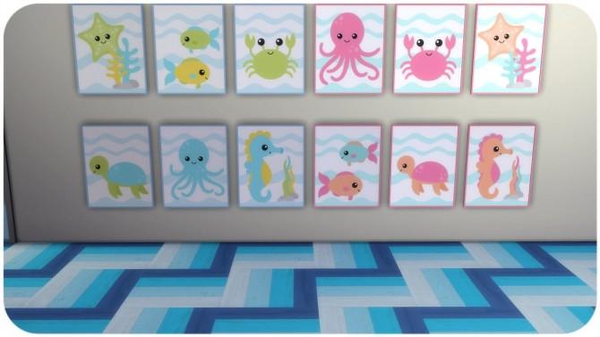 Toddler Set at TaTschu`s Sims4 CC image 387 670x377 Sims 4 Updates