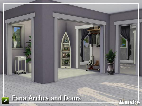 Fana Construction set Part 2 by mutske at TSR image 4118 Sims 4 Updates