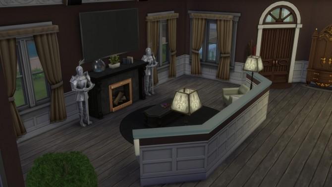 Sims 4 Villa Toscana by faitarusyt at Mod The Sims