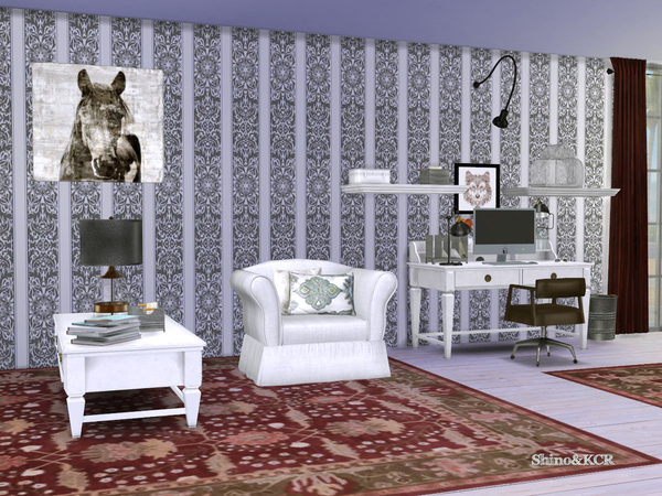 Living Pottery Barn by ShinoKCR at TSR image 416 Sims 4 Updates