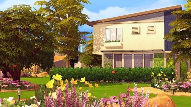 Barrett modern home at Jenba Sims image 4181 670x377 Sims 4 Updates
