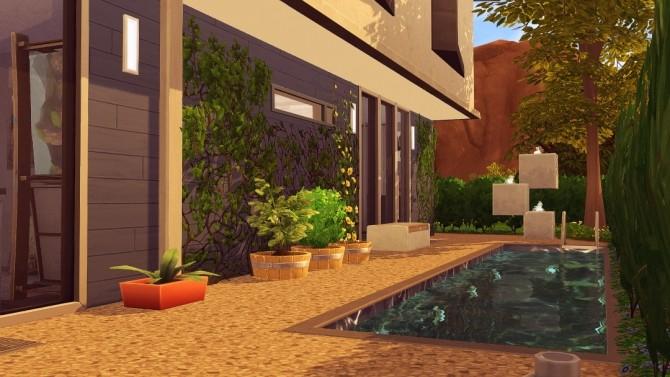 Barrett modern home at Jenba Sims image 4191 670x377 Sims 4 Updates