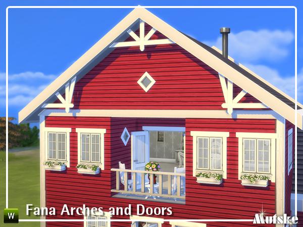 Fana Construction set Part 2 by mutske at TSR image 4217 Sims 4 Updates