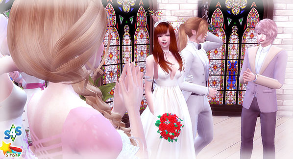 Wedding Poses 2 2 at A luckyday image 460 Sims 4 Updates