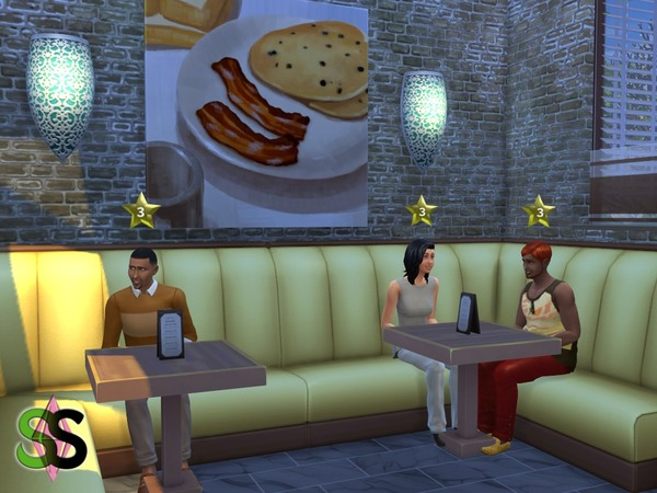 Sims 4 The English Tea Cosy by SIMSnippets at TSR