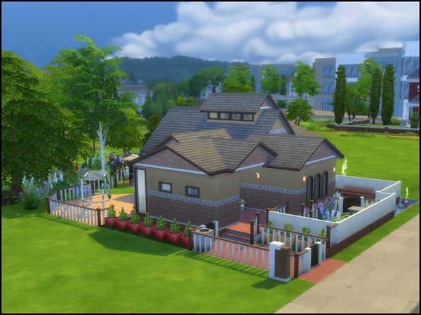 The Henson house by Starmanut at TSR image 4617 Sims 4 Updates