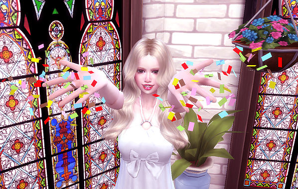 Wedding Poses 2 2 at A luckyday image 4621 Sims 4 Updates