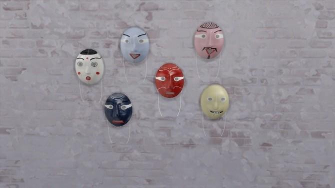Mood Mask at Meinkatz Creations image 467 670x377 Sims 4 Updates