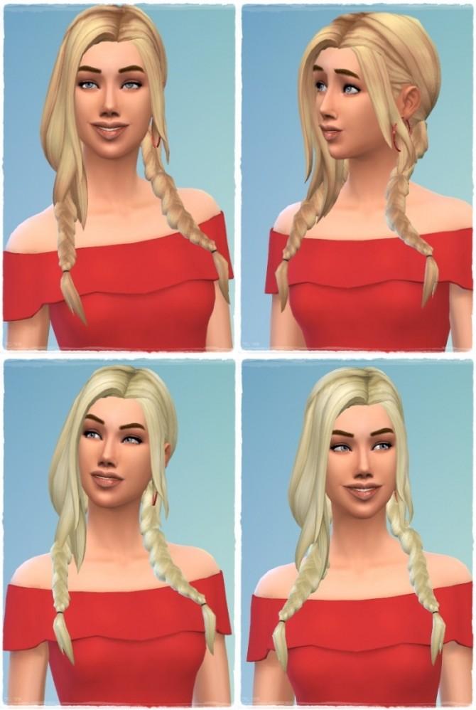 Alina's Vampire Braids at Birksches Sims Blog image 469 670x998 Sims 4 Updates