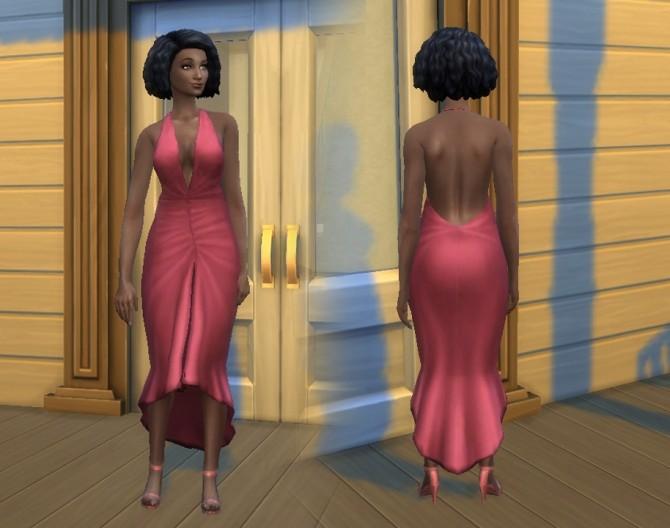 Glamour Dress Conversion at My Stuff image 486 670x528 Sims 4 Updates