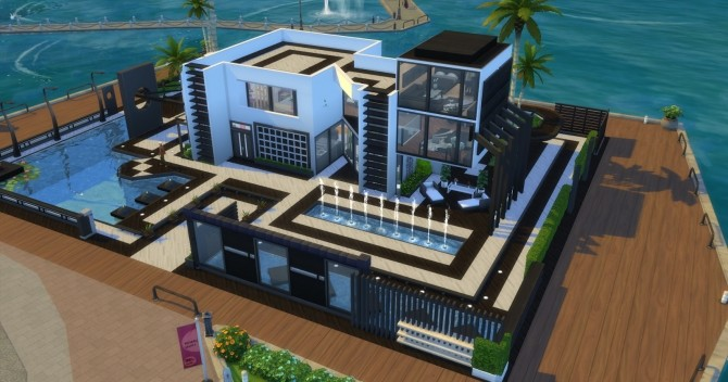 Phenix Modern Villa at pqSims4 image 5101 670x352 Sims 4 Updates
