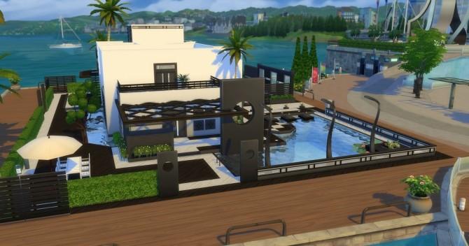 Phenix Modern Villa at pqSims4 image 5111 670x352 Sims 4 Updates