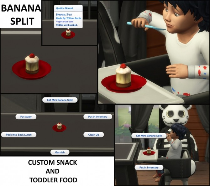 4 Custom Toddler Food and Snacks by icemunmun at Mod The Sims image 5210 670x594 Sims 4 Updates