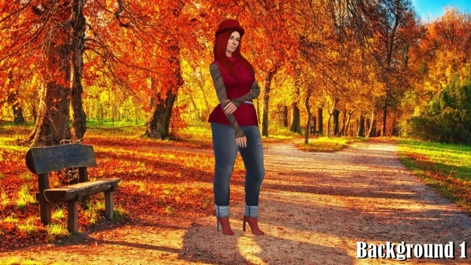 CAS Backgrounds Autumn 2017 at Annett's Sims 4 Welt image 526 670x377 Sims 4 Updates