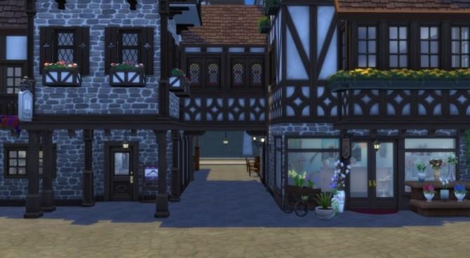 Place de lHorloge: shops by Pyrénéa at Sims Artists image 5311 670x369 Sims 4 Updates