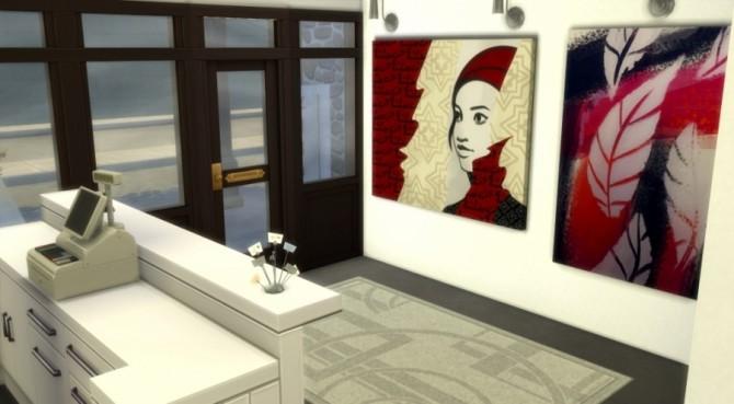 Place de lHorloge: shops by Pyrénéa at Sims Artists image 5351 670x369 Sims 4 Updates