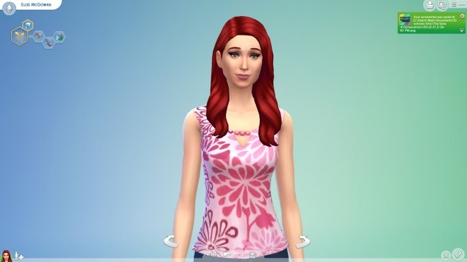 Sims 4 Elise McGowan by BroadwaySim at Mod The Sims
