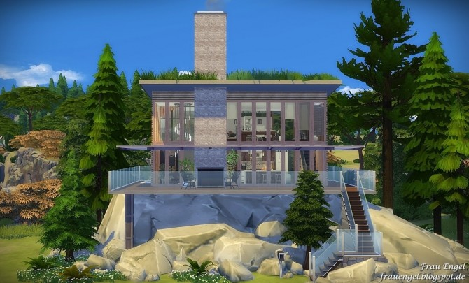 Sunhill house at Frau Engel image 5541 670x405 Sims 4 Updates