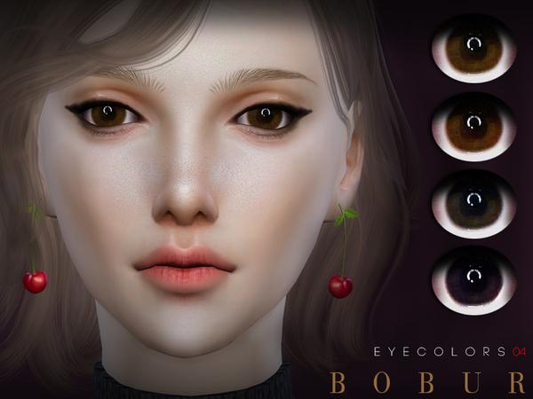 Sims 4 Eyecolors 04 by Bobur3 at TSR