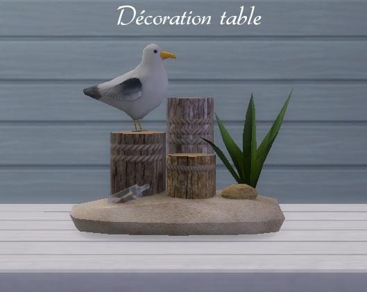 Inspiration marine Salon by Maman Gateau at Sims Artists image 571 Sims 4 Updates