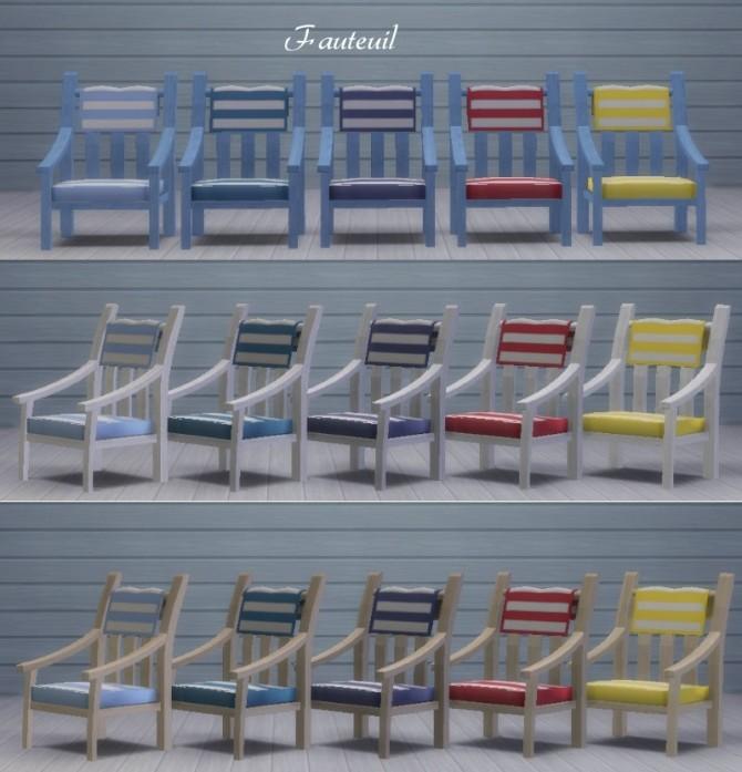Inspiration marine Salon by Maman Gateau at Sims Artists image 581 670x697 Sims 4 Updates