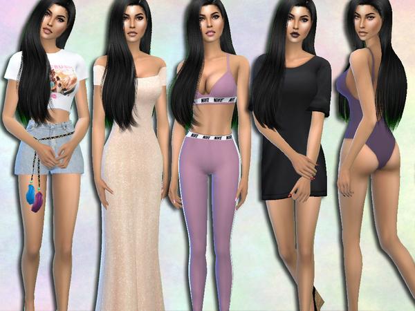 Dorina Jensen by divaka45 at TSR image 612 Sims 4 Updates
