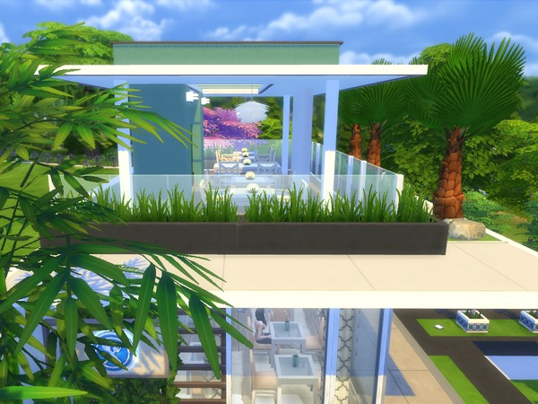 Neso Coffee Shop by cristianaaf4 at TSR image 615 Sims 4 Updates