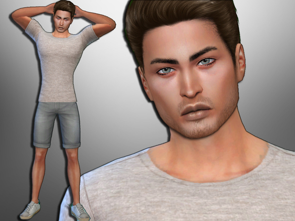 Aidan Duff by divaka45 at TSR image 630 Sims 4 Updates