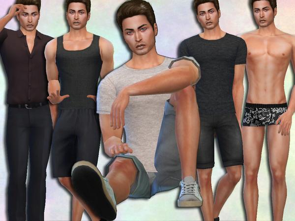 Aidan Duff by divaka45 at TSR image 730 Sims 4 Updates