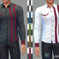 c1b0550c8856 Recolors of the Sentate s Celine Jumper at Simsrocuted » Sims 4 Updates