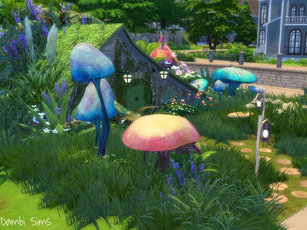 Cosmetic Fairy Shop by dambisims at TSR image 755 Sims 4 Updates