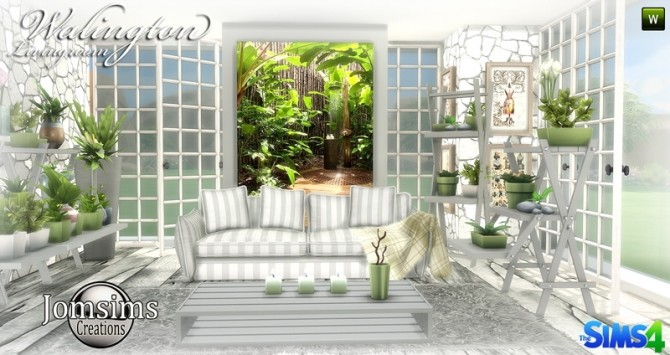 Walington Living room at Jomsims Creations image 758 670x355 Sims 4 Updates