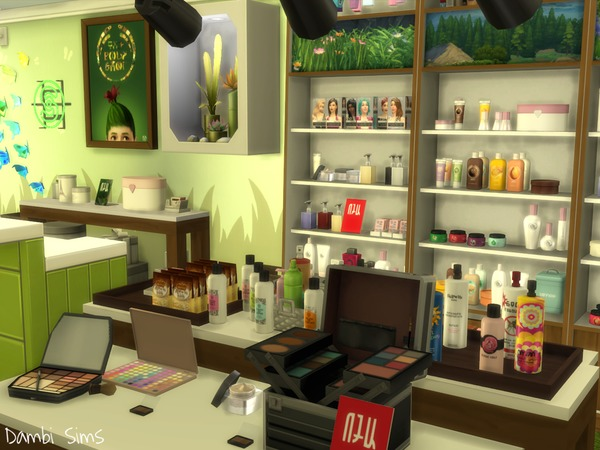 Cosmetic Fairy Shop by dambisims at TSR image 765 Sims 4 Updates