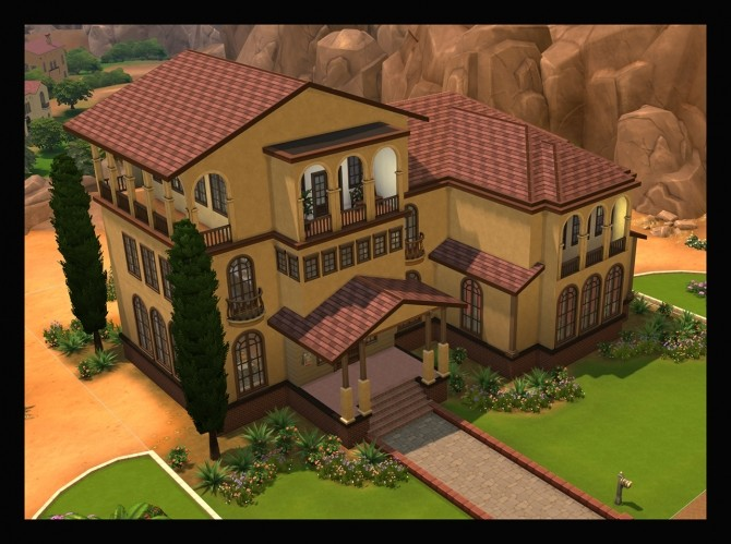 Sims 4 Super Shingles Roof by Simmiller at Mod The Sims
