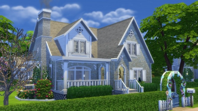 The Duffy house by pollycranopolis at Mod The Sims image 7812 670x377 Sims 4 Updates