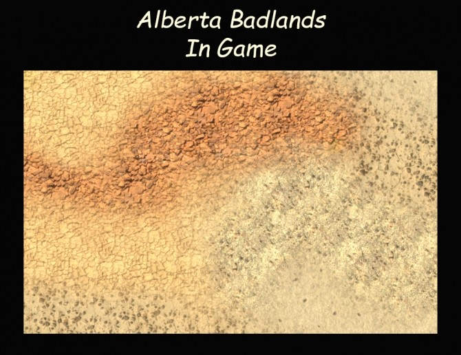 5 Terrains from the Alberta Badlands by Simmiller at Mod The Sims image 79 670x516 Sims 4 Updates