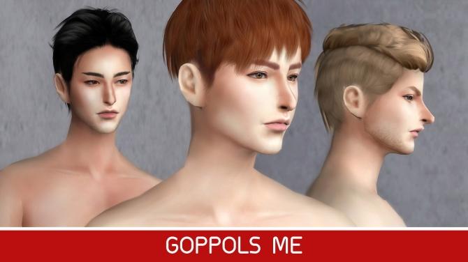 Gpme M Overlay Skin V1 At Goppols Me 187 Sims 4 Updates
