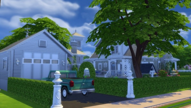The Duffy house by pollycranopolis at Mod The Sims image 8012 670x377 Sims 4 Updates