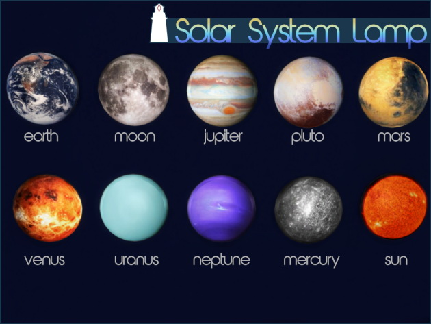 Solar system lamp by Waterwoman at Akisima image 829 Sims 4 Updates