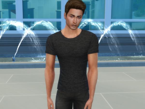 Aidan Duff by divaka45 at TSR image 830 Sims 4 Updates