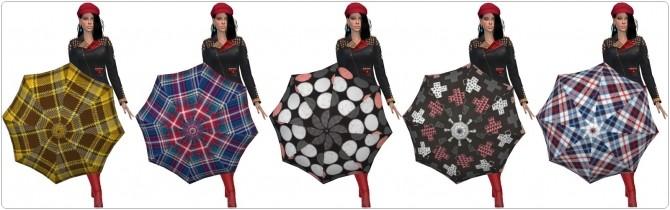 Sims 4 Soloriyas Umbrella Recolors at Annett's Sims 4 Welt