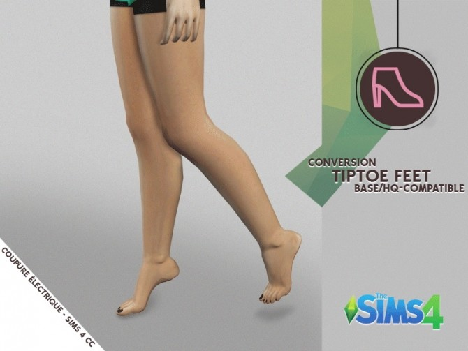 TIPTOE FEET at Coupure Electrique image 90 p01 670x503 Sims 4 Updates